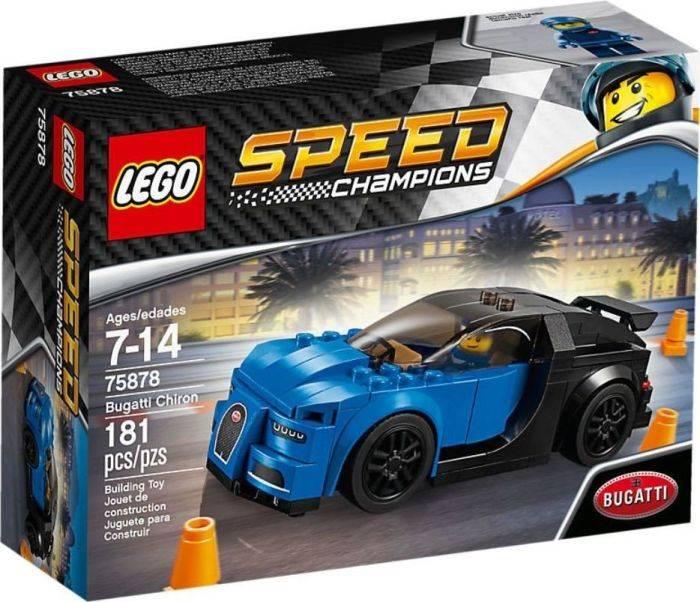 LEGO 75878: Bugatti Chiron