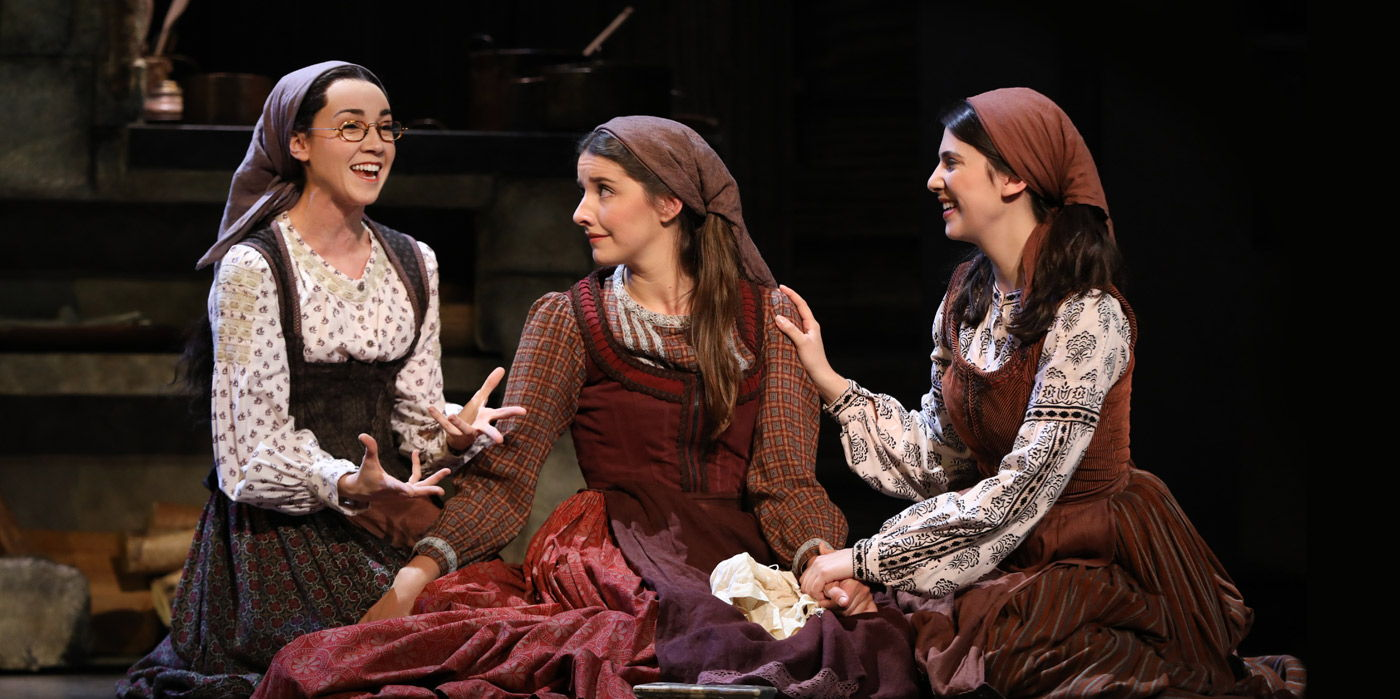 Fiddler on the Roof at the Shubert Theatre