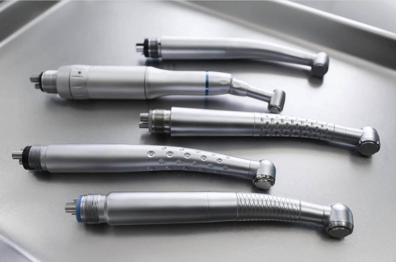 dental handpiece repair in canada