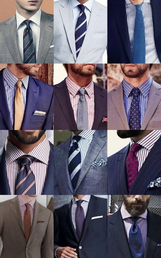images détaillées Achat/Vente comment trouver ᐅ Cravates et Chemises : Comment Bien les Assortir ? – TieClub