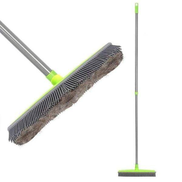 best brooms for pet hair, silicone broom