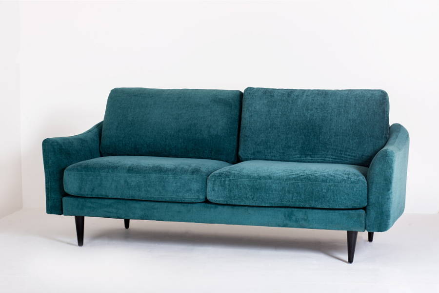 Snug sofa - self assembly 3 seater sofa