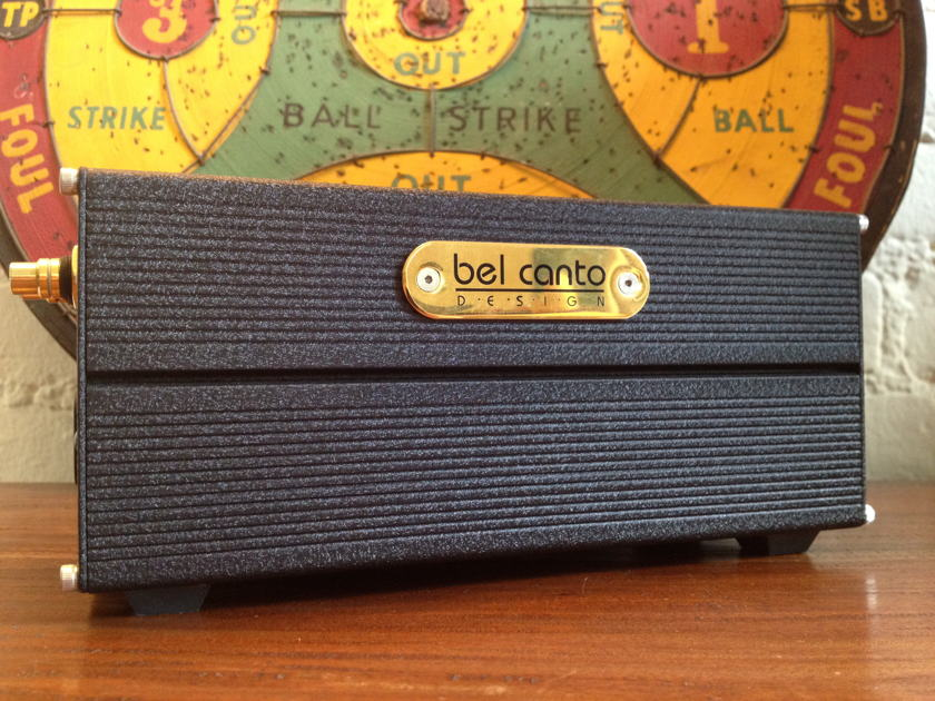 BEL CANTO  DAC1.1 (upgraded version) Digital Analog Upsampling to 24bits 96Khz