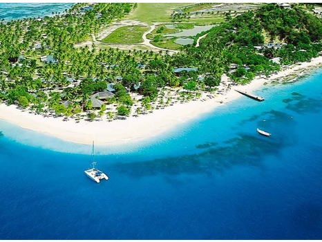 Caribbean Vacation: Palm Island Resort & Spa, The Grenadines (7 Nights) (was $1000, NOW 25% OFF!)