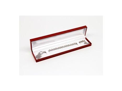 Tiffany Style Sterling Silver Heart Bracelet