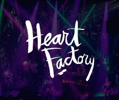 Fiesta Heart factory, calendario fiestas Ibiza discoteca Heart Ibiza