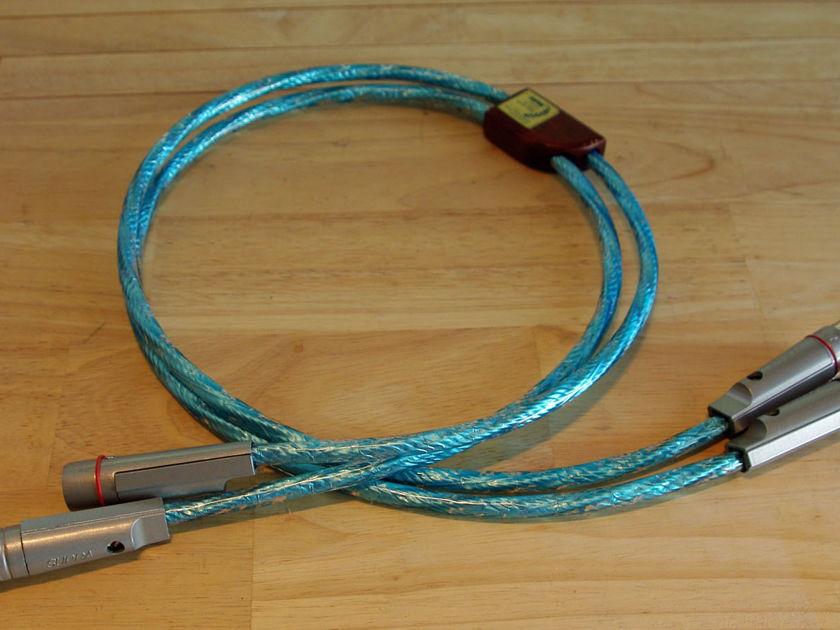 Supra XLR Cable Sword 1 meter