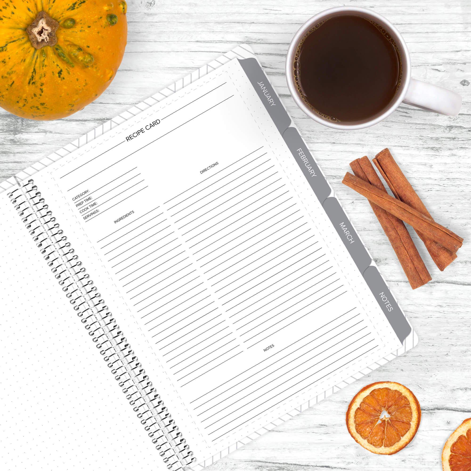 amplify planner recipe insert