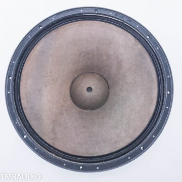 "401-17 Single Vintage 15"" Woofer; Heathkit (1/2)"