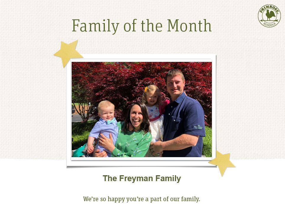 Freyman Family