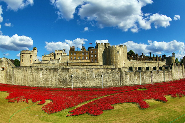 Экскурсия в замок Тауэр (Tower of London)