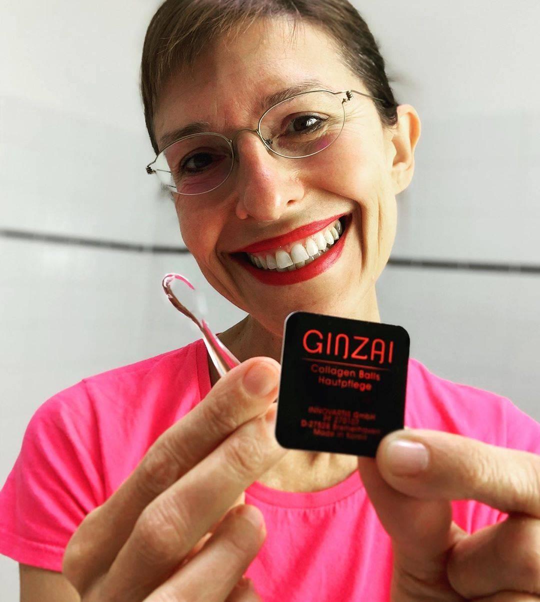 GINZAI Collagen Pflegeperlen