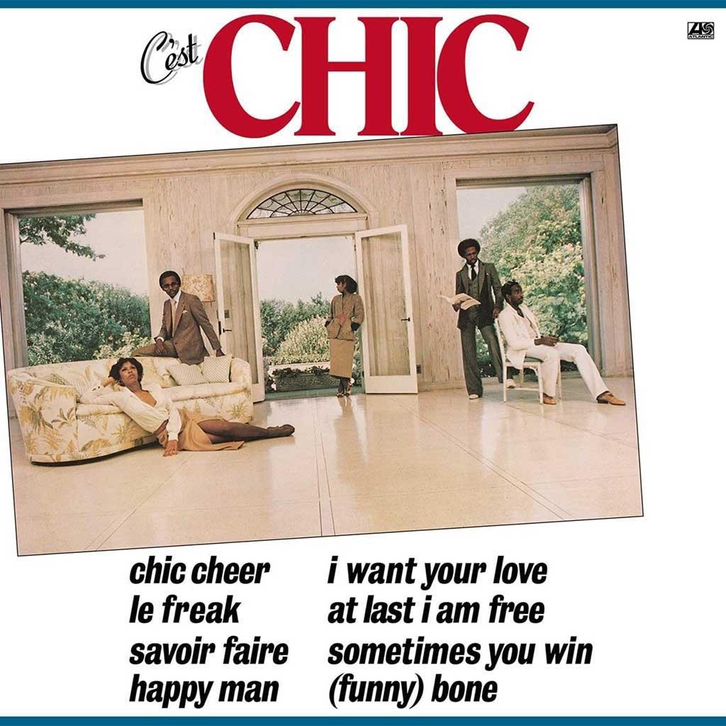 Chic 'c'est chic' album cover