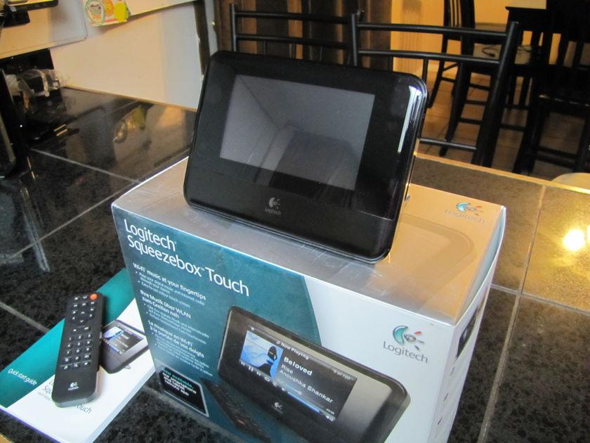 Logitech Squeezebox Touch Mint