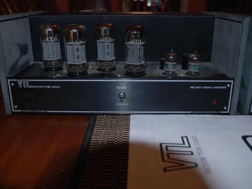 VTL -  Amplifier - Monoblock Pair MB100