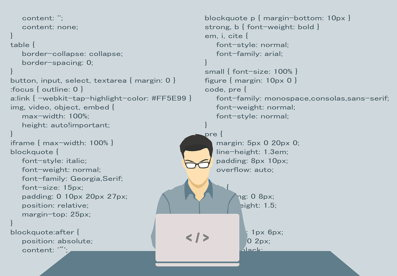 7 tools to make the job of a web developer easier