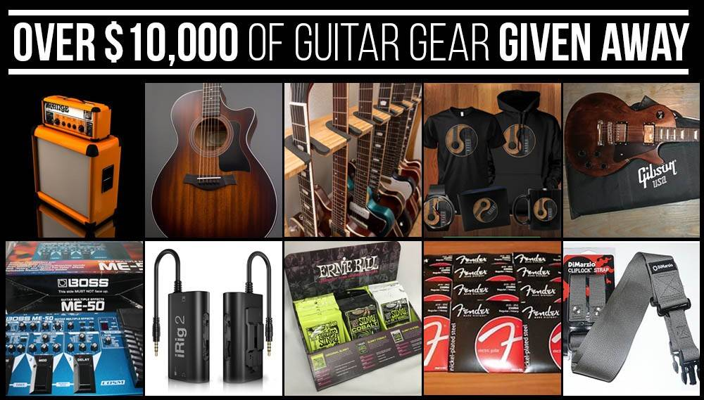 Past Guitar Prizes