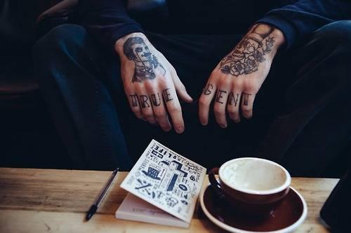 Strong Coffee UK
