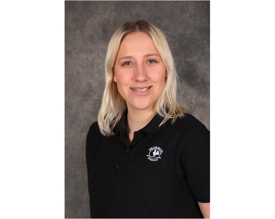 Ms. Katie Mae McCrimmon , Preschool Pathways Teacher