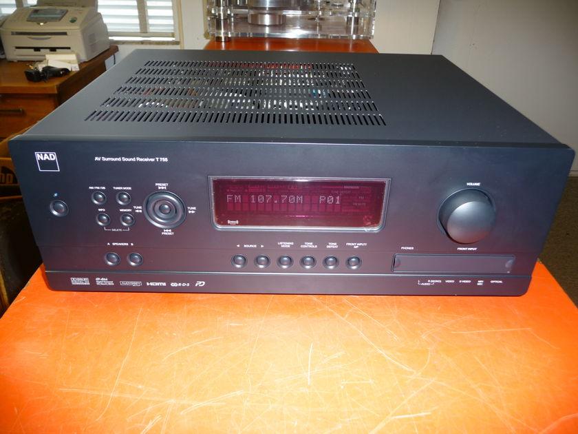 NAD T755 HDMI Surround Receiver