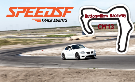 Speed SF- 06/29-30 Buttonwillow CW13