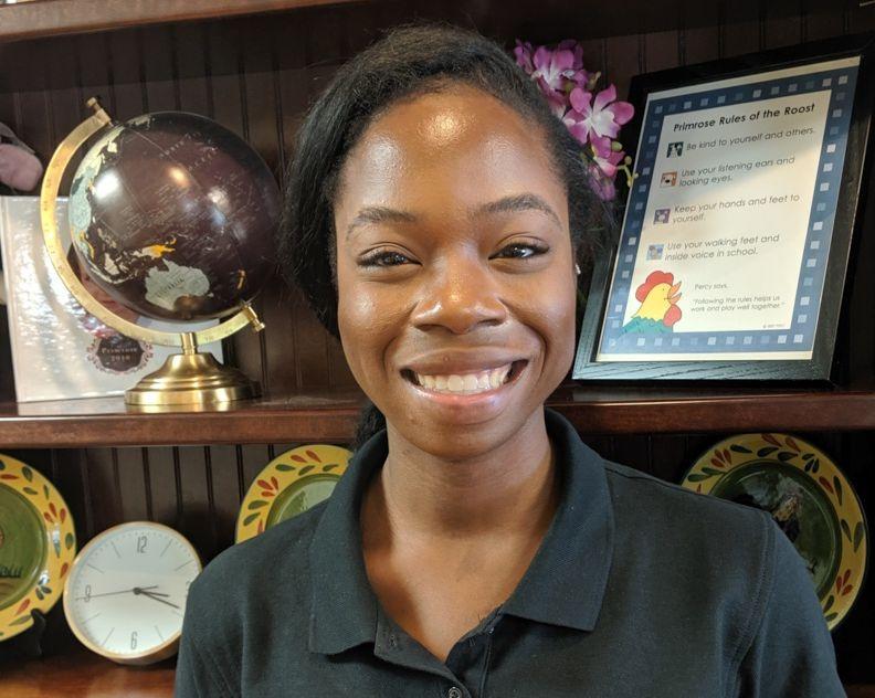 Ms. Tosin Faletti , Pre-Kindergarten Assistant Teacher