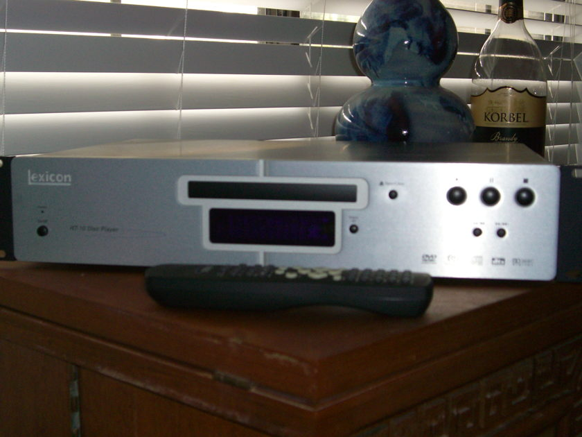 Lexicon RT-10 Universal DVD player