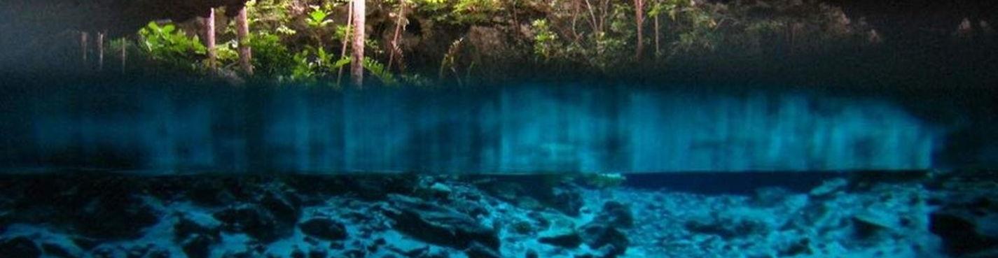 Подземная система «Сак Актун» (Мексика)Подземная система «Сак Актун» (Мексик