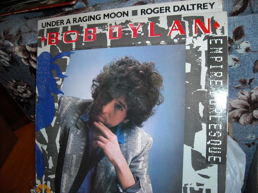Bob Dylan - Empire Burlesque Columbia  LP  (c)