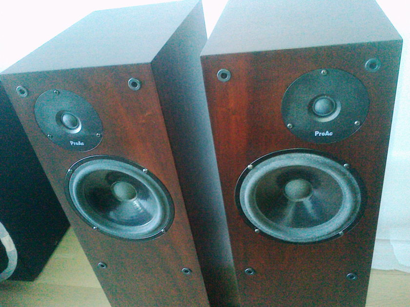 ProAc Studio 125 Soundstage Excellence!!