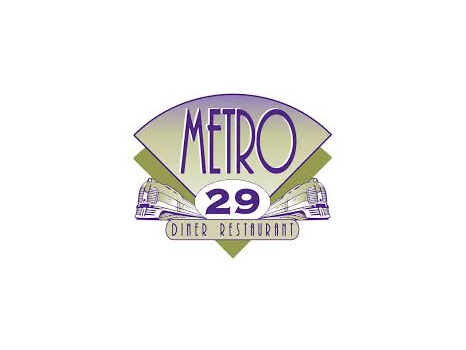 $50 to Metro 29 Diner