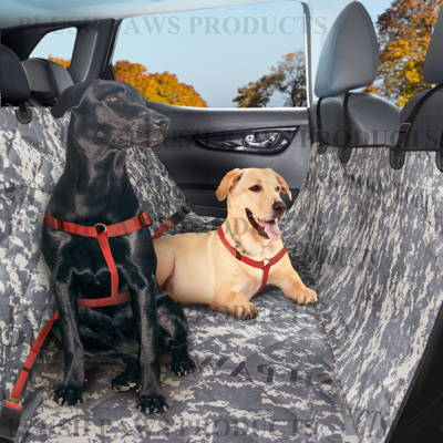 Plush Paws Luxury Pet Seat Cover
