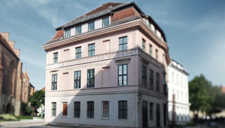 museum knoblauchhaus museum außenansicht