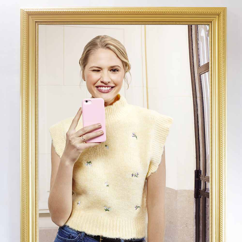 selfie miroir gloss hydratant bourjois