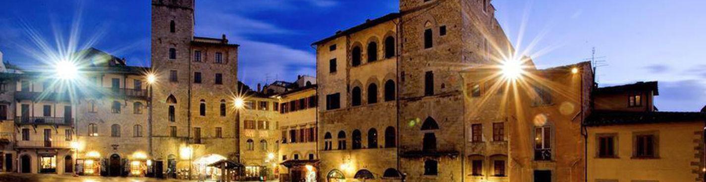 Ареццо. Городская экскурсия и антикварный рынок.