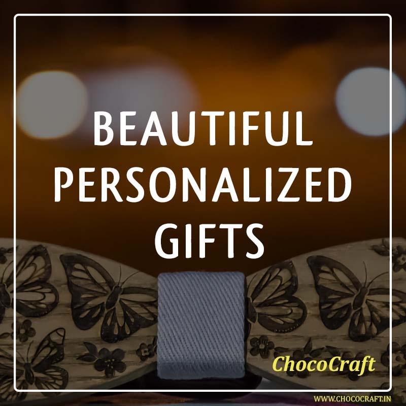 Personalized gifts by ChocoCraft