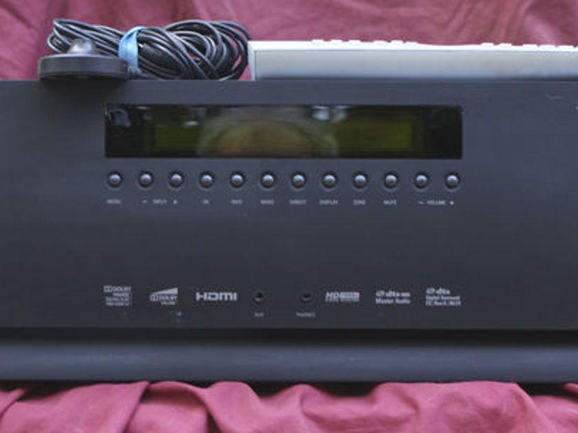 Arcam AVR600 Surround sound Receiver