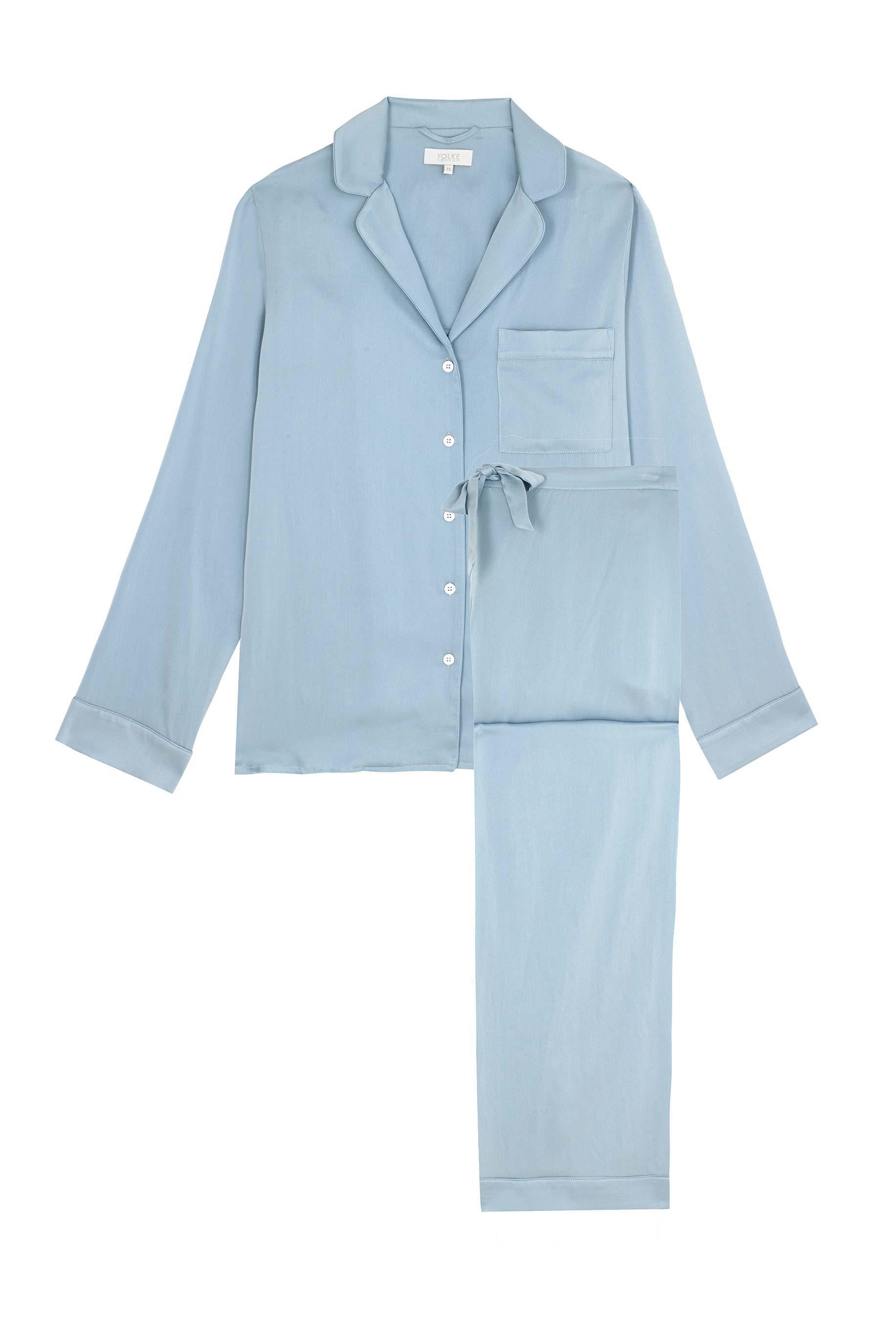 Shop Silk Pyjama Sets & Sleepwear   YOLKE