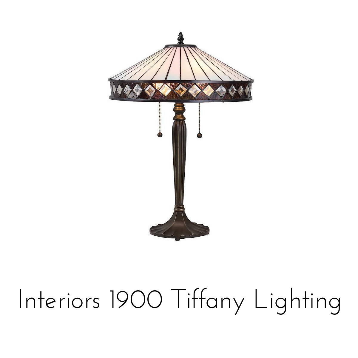 interiors 1900 tiffany lighting