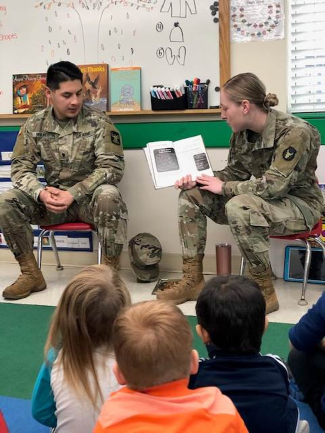 solider guest readers