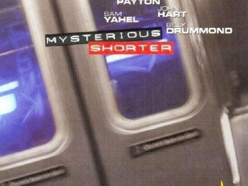 Nicholas Payton, Bob Belden, etc. - Mysterious Shorter Chesky SACD 321