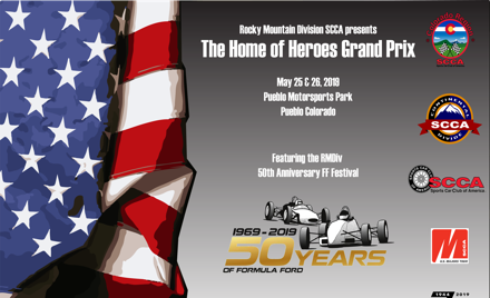 HOME OF HEROES GRAND PRIX & FORMULA FORD FESTIVAL