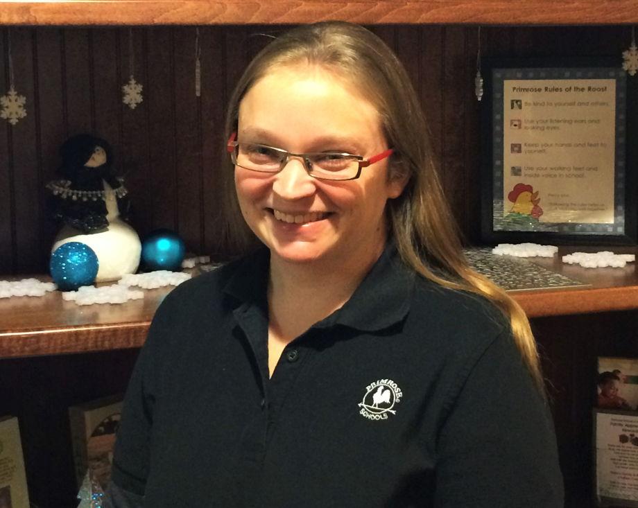 Alissa Richardson , Preschool Teacher