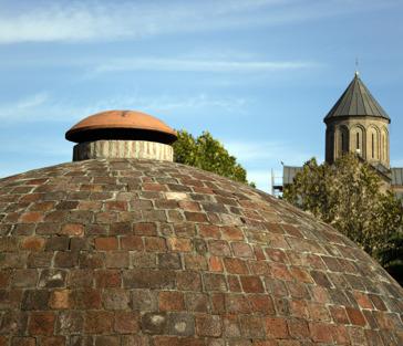 Тбилиси — на границе Европы и Азии
