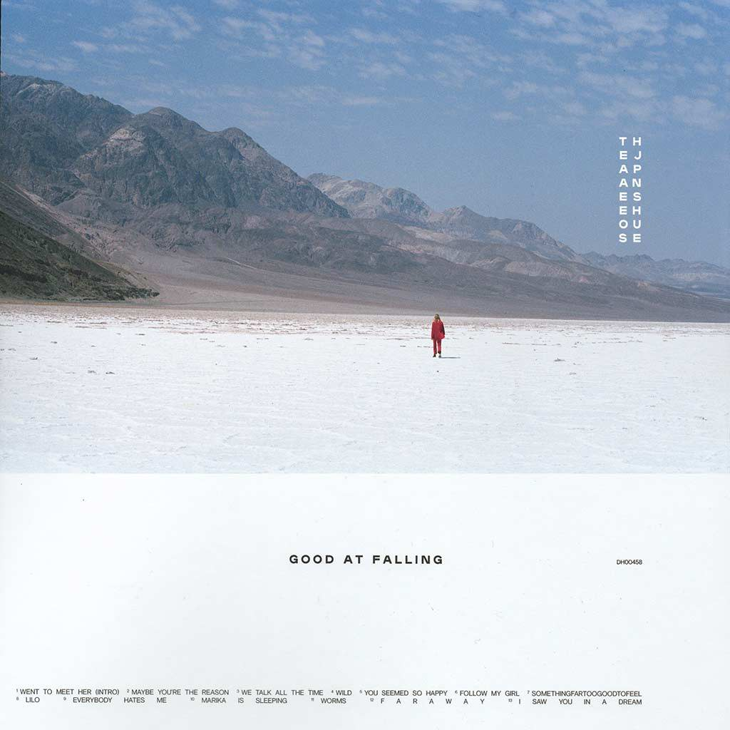 The Japanese House 'good at falling' album cover