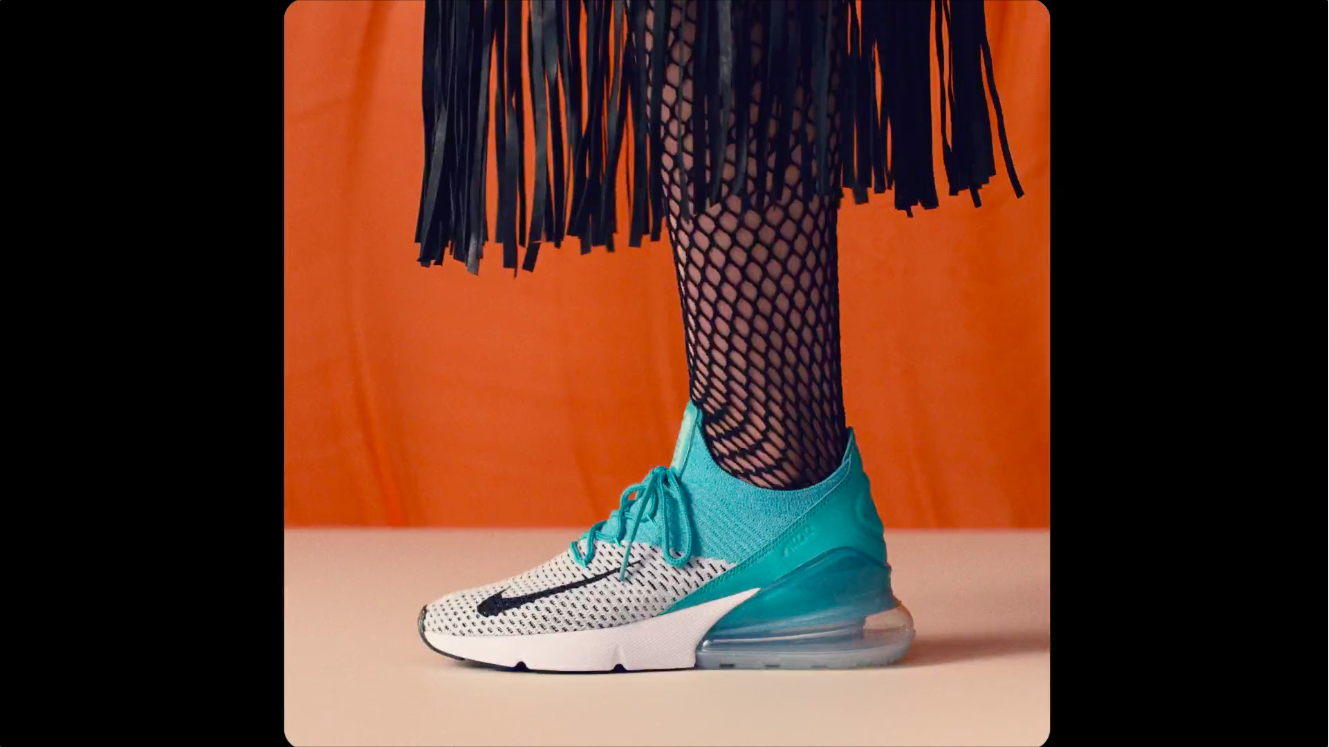 Nike, So Many Ways to Air