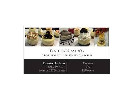 Dardaneaux's Cheesecake Gift Certificate