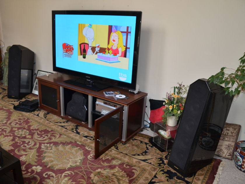 EgglestonWorks Home Theater System Rosa, Andra C/C & Isabelle