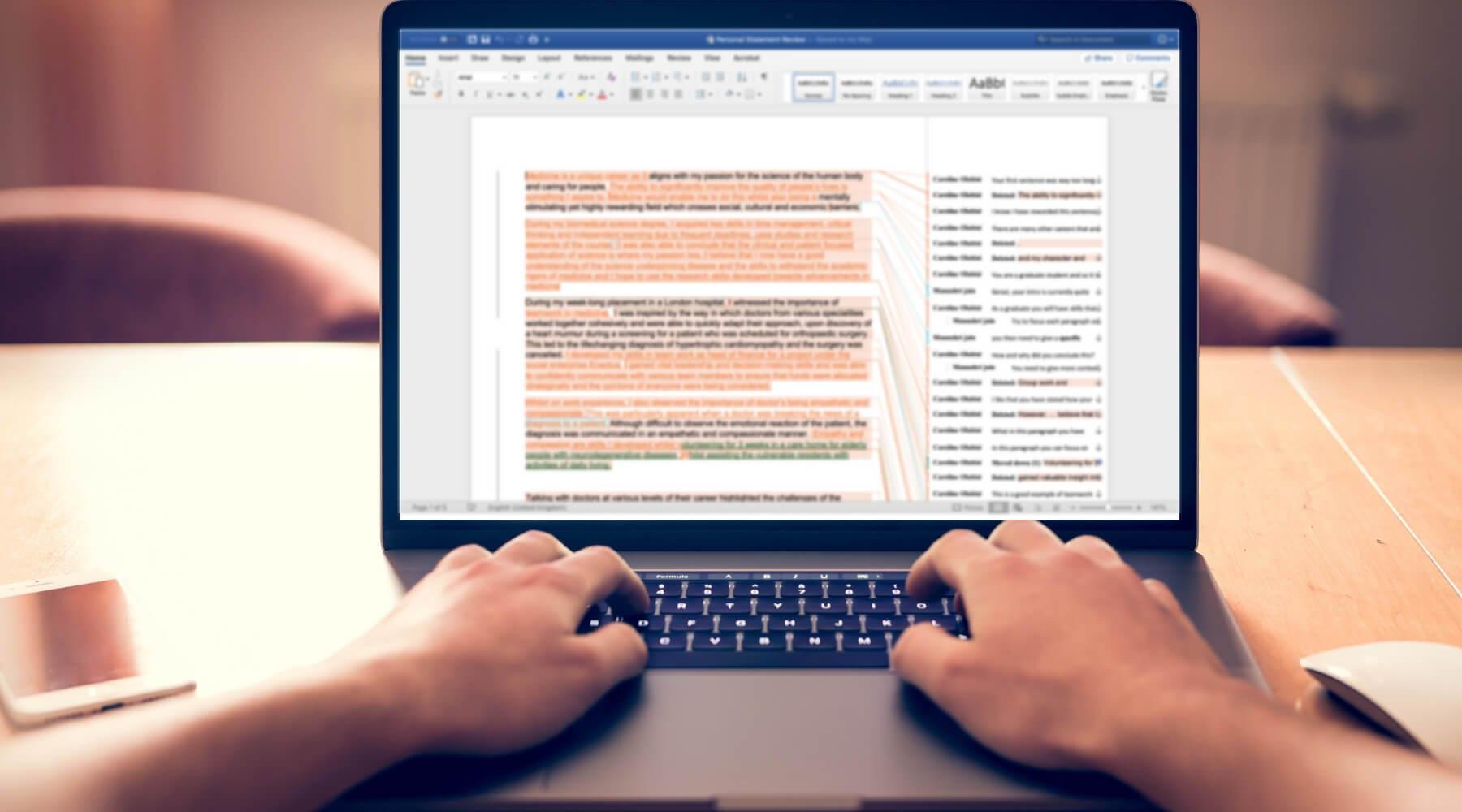 personal-statement-marking