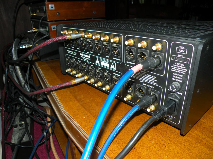 Audio Research Reference 2 needs repair